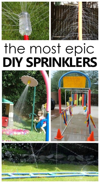 diy sprinklers